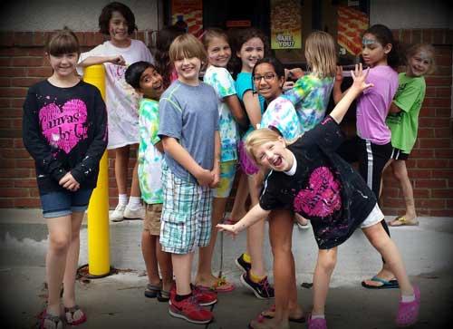 CBU Kids Group Shot