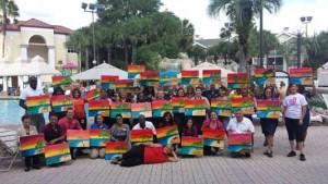 Sheraton Vistana Resort Orlando Group Shot
